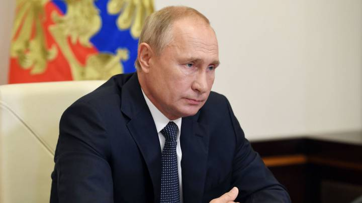 Putin claims Russia has created first Covid-19 vaccine