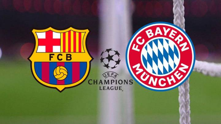 Barcelona vs Bayern Munich: how and where to watch - times, TV...
