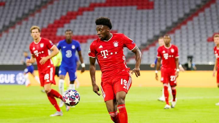 Fc Barcelona Rejected Alphonso Davies Before Bayern Munich Move As Com