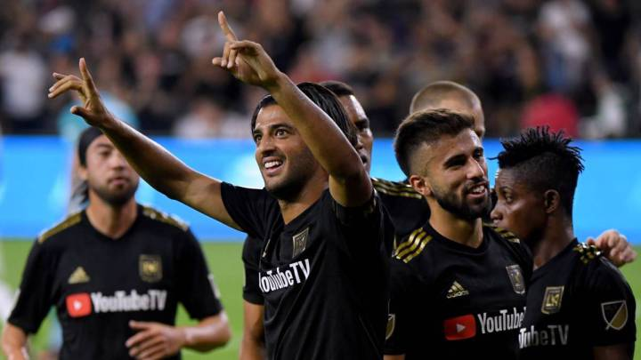 Carlos Vela set to rejoin LAFC for the reminder of the 2020 season