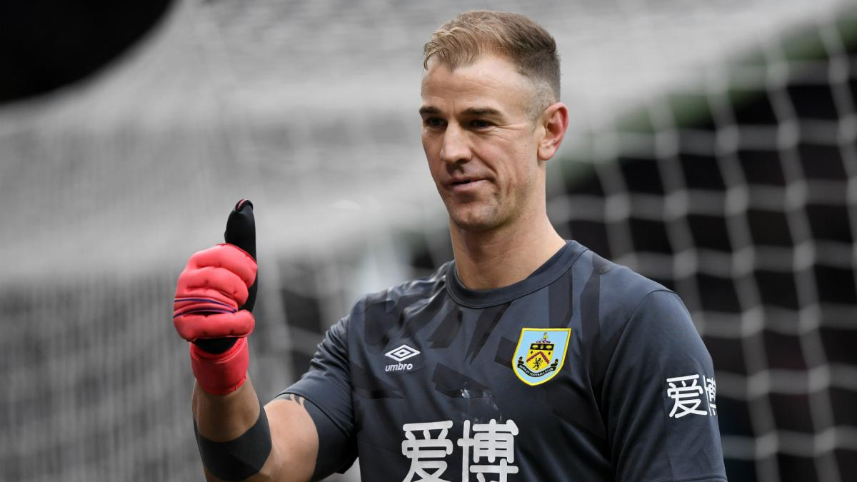 Hart joins Tottenham on two-year deal