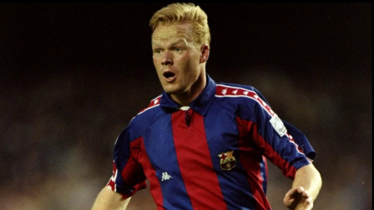 Barcelona appoint Koeman: Cruyff, Neeskens, Kluivert – new boss among pantheon of Dutch Barca greats