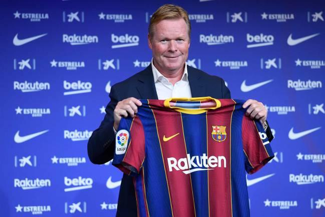 Barcelona New Barcelona Boss Koeman Identifies Three Key Targets As Com
