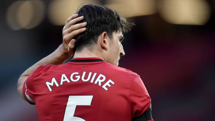 Man United's Maguire detained on Greek island after brawl