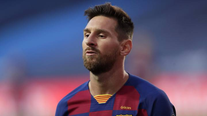 Man City move to sign Lionel Messi