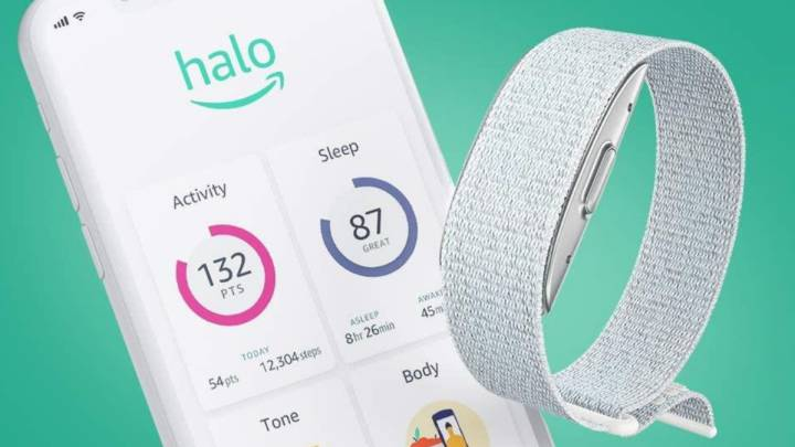 Amazon Halo: price, specifications and what can the new fitness band do?