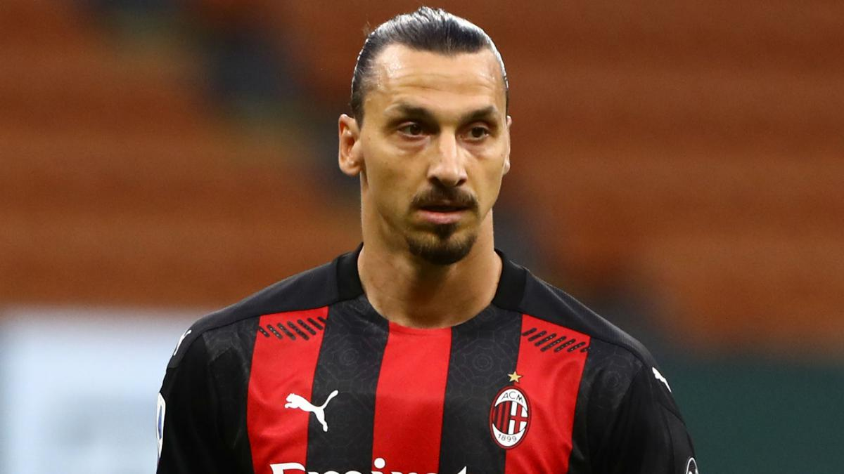 Ibrahimovic says 'everything is sorted' for Milan stay