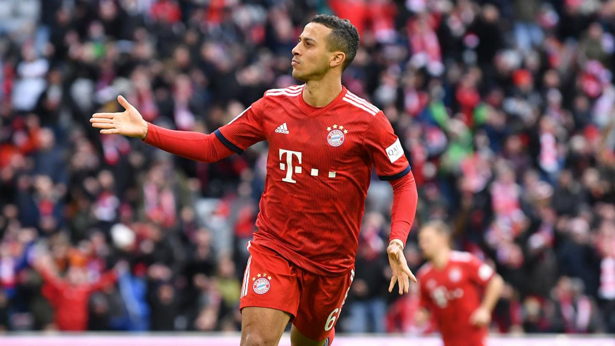 Thiago Bayern departure could be imminent – Rummenigge