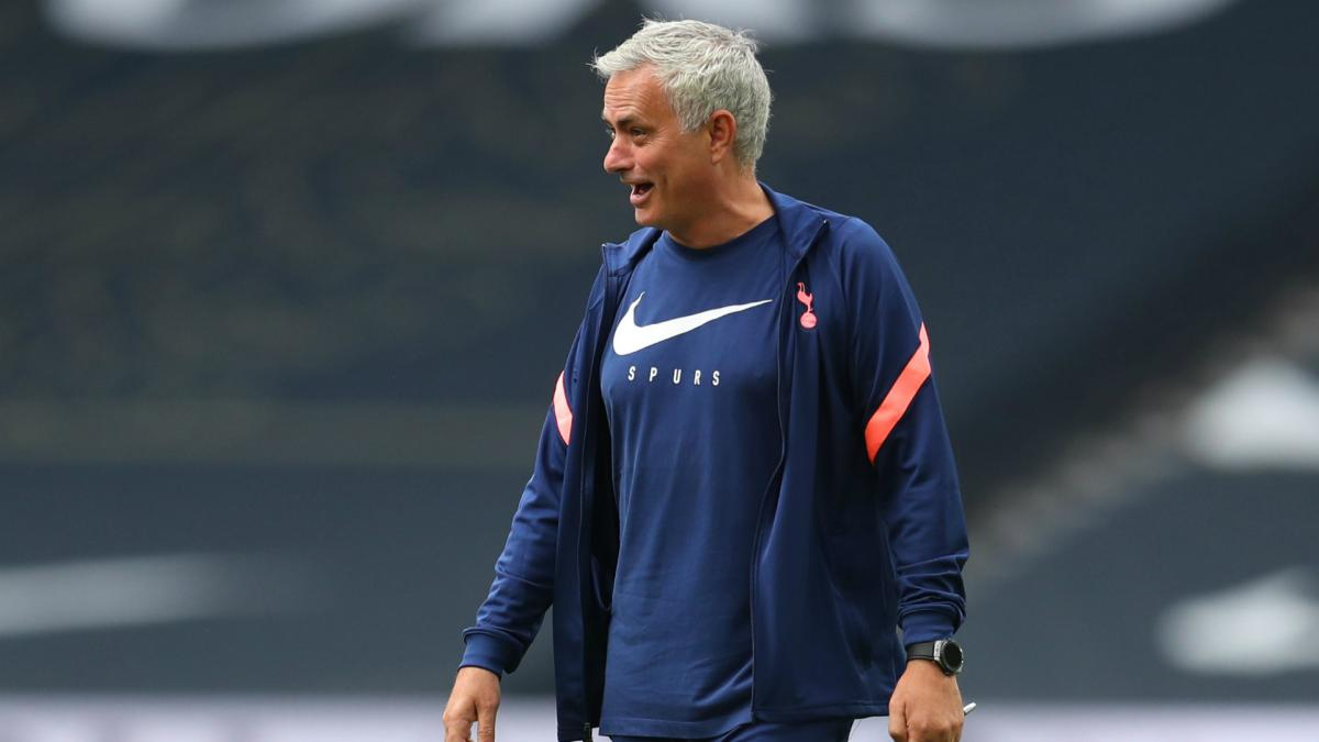 Mourinho excites Doherty after Spurs move takes him to 'next level'