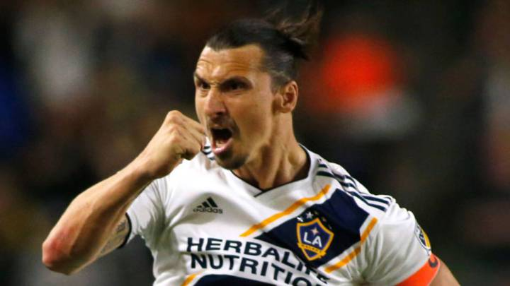 Daniel Steres jokes about headed comparison with Zlatan Ibrahimovic