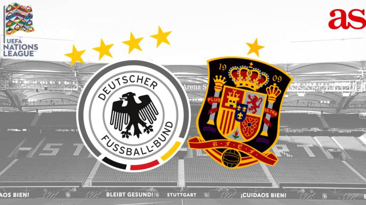 Germany vs Spain: How and where to watch UEFA Nations League - times, TV, online