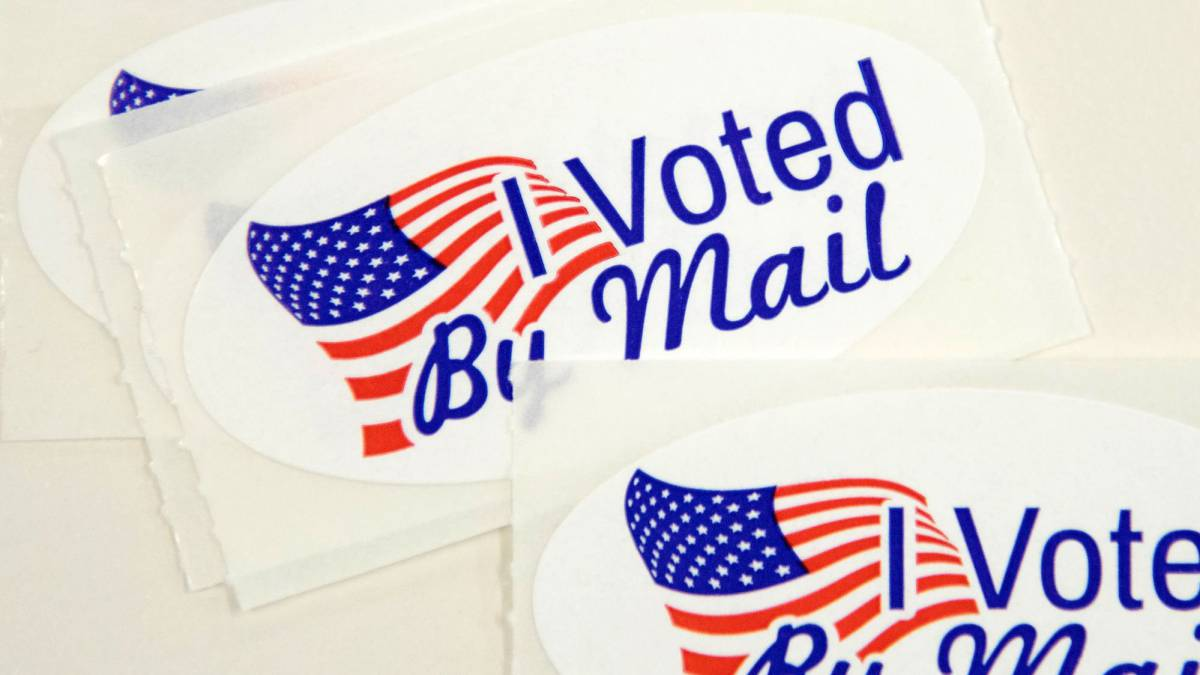 Us Elections 2020 How To Vote By Mail As Com
