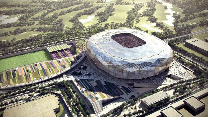 The Supreme Committee reveal sustainable aspects of WC stadia