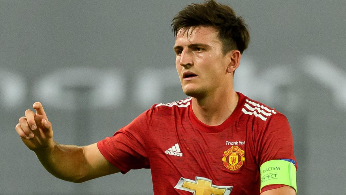 Maguire to remain Manchester United captain, Solskjaer confirms