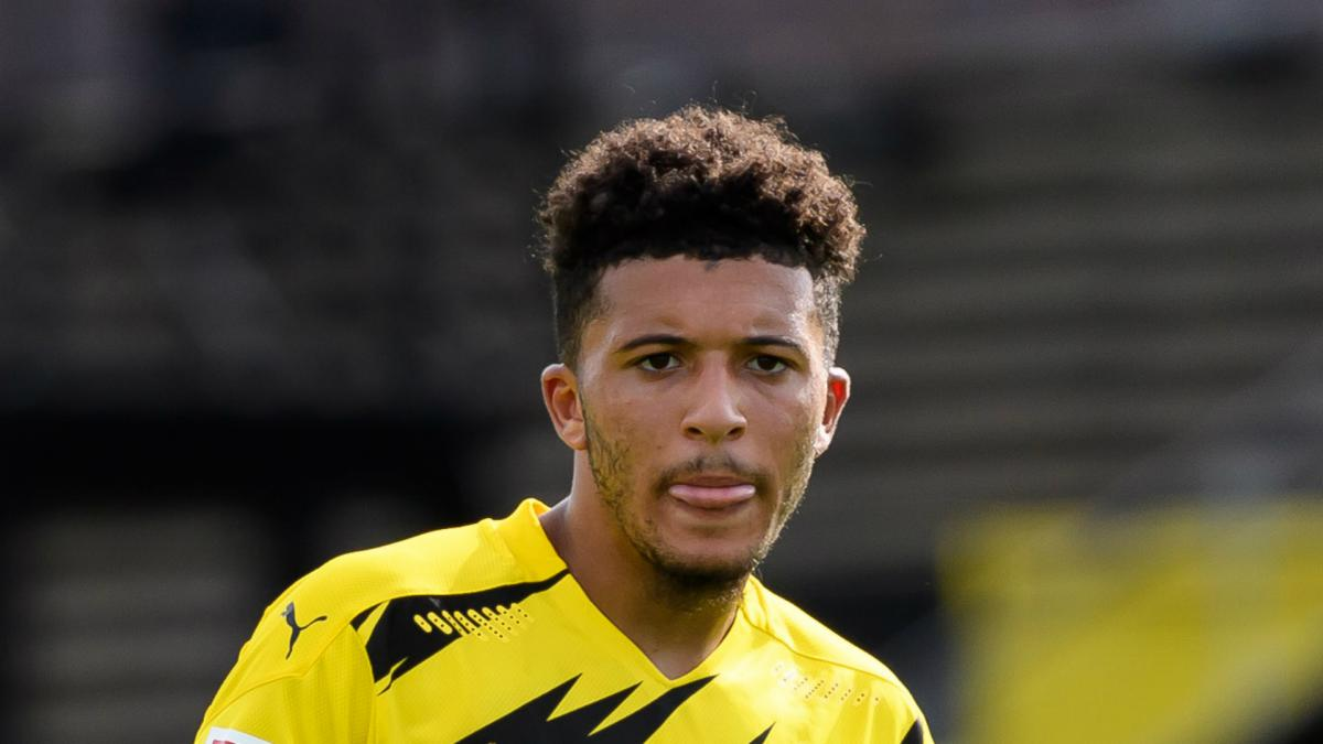 Man Utd target Sancho is staying at Borussia Dortmund, Favre reaffirms