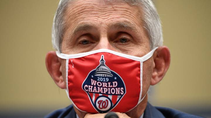 Coronavirus USA: what did Fauci say about the bad data in the country?