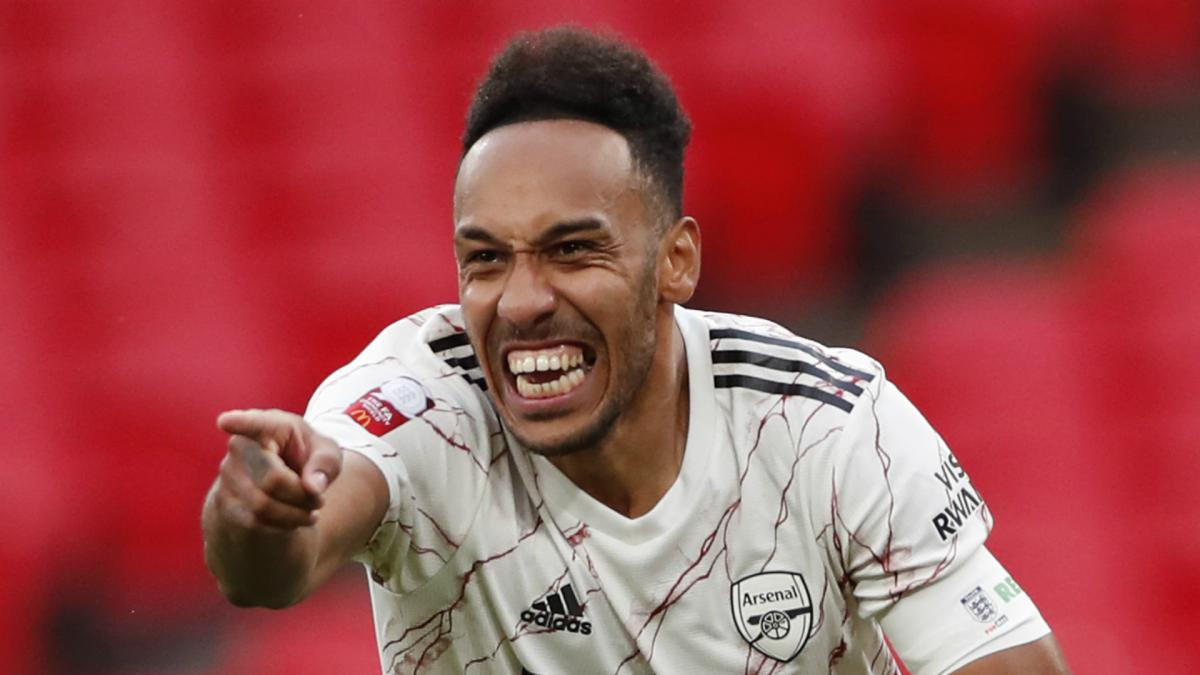 BREAKING NEWS: Aubameyang signs new Arsenal deal