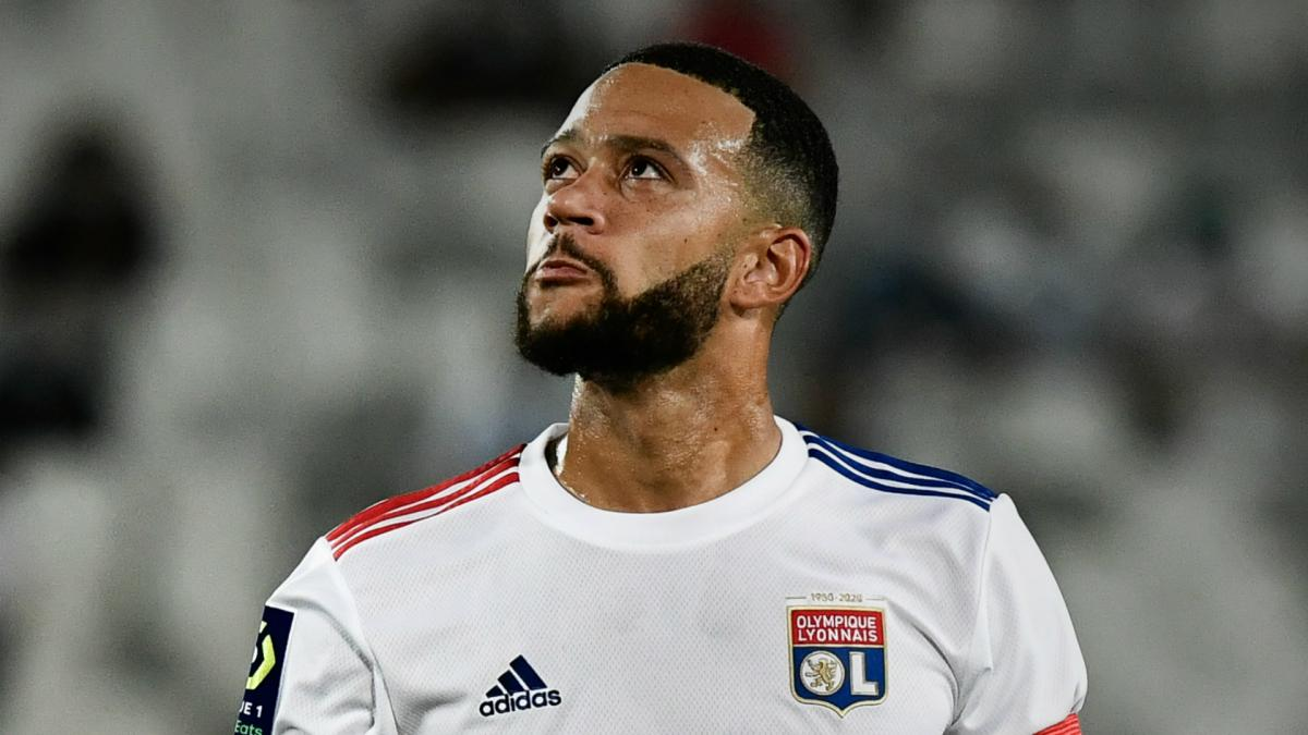 Barca can't afford Memphis! Shock claim from Lyon chief Aulas