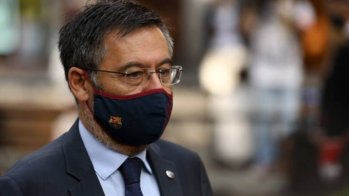 Barcelona: president Bartomeu facing vote of no confidence