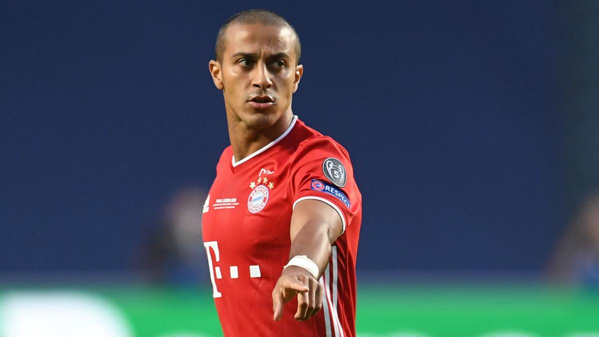 Klopp delighted to seal deal for 'out of reach' Thiago
