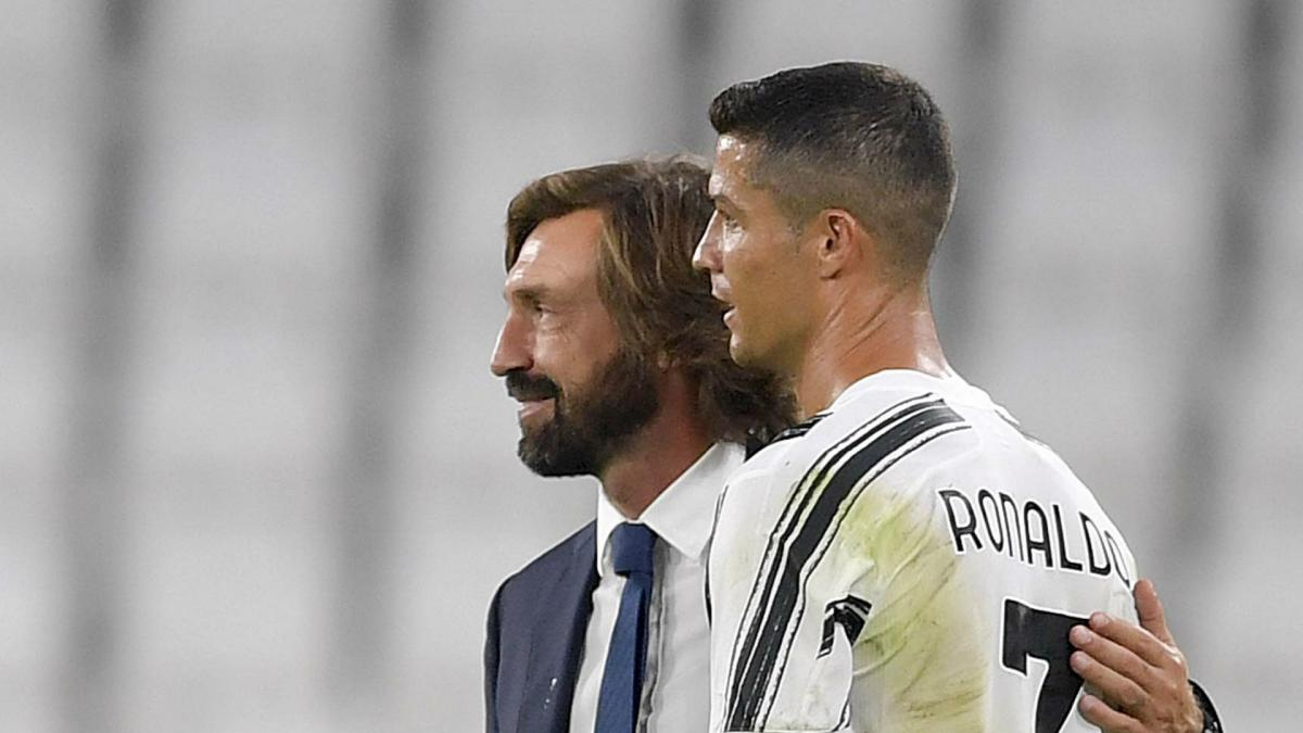 Ronaldo is aware of when it is time to rest, says Pirlo