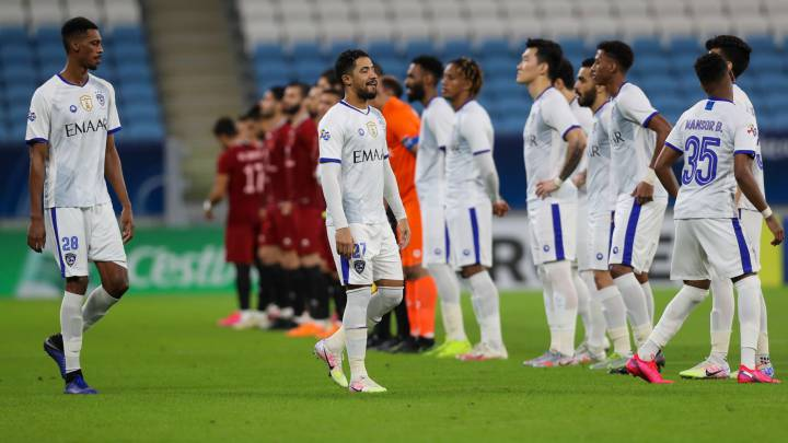 Al Hilal board release statement after disqualification from AFC Champions League