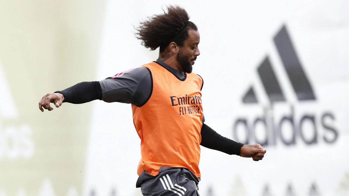 Marcelo to miss Real Betis game due to back injury