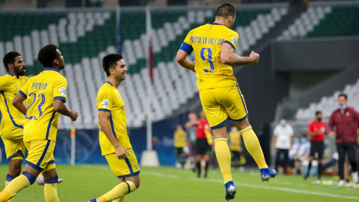 Saudi Arabian clash between Al-Nassr, Al-Ahli in ACL quarter-final