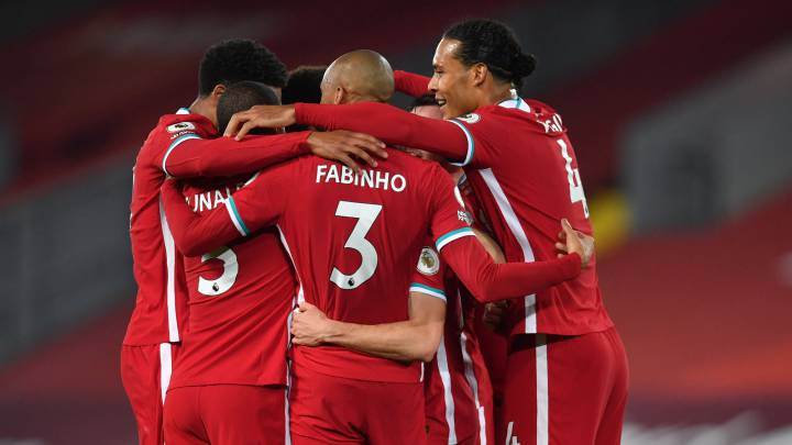 Relentless Liverpool continue their perfect start