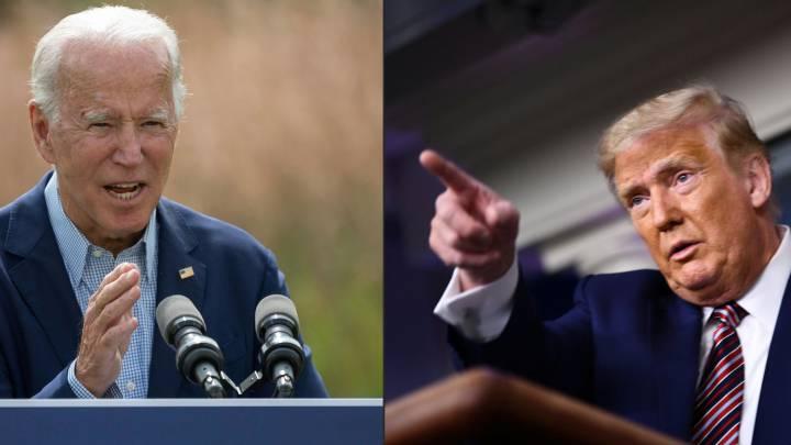 Biden Trump Debate As It Happened Reactions Usa Presidential Election 2020 As Com
