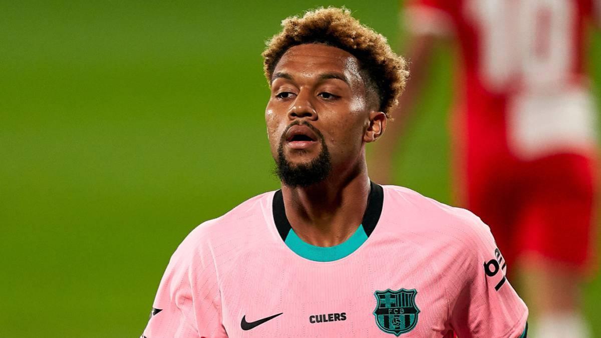 Konrad de la Fuente called up to Barcelona's first team - AS.com