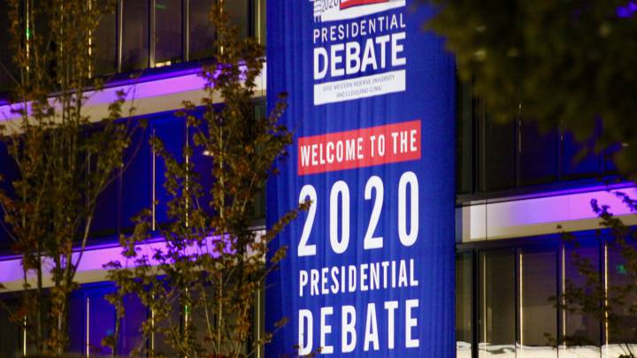Who won the Trump-Biden presidential debate?