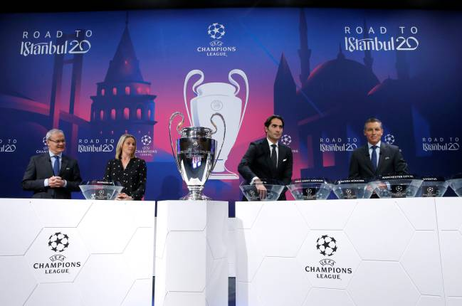 champions league 2020 21 group stage draw how and where to watch times tv as com champions league 2020 21 group stage