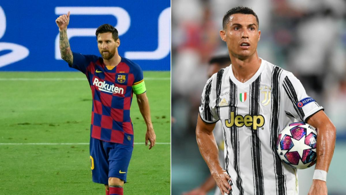 Messi and Ronaldo to meet in Champions League group stage