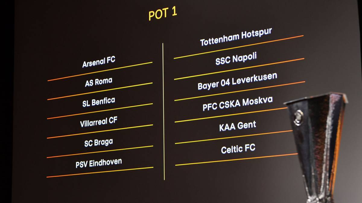 Download Uefa Europa League Grupos 2021