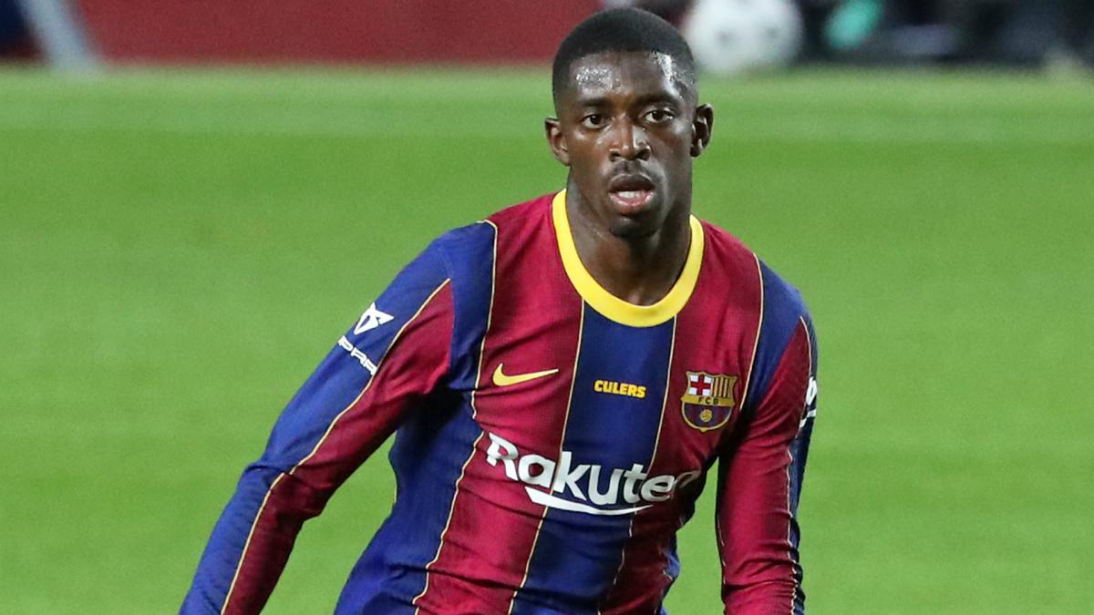 Barca boss Koeman sparks doubts over Dembele amid Man Utd links