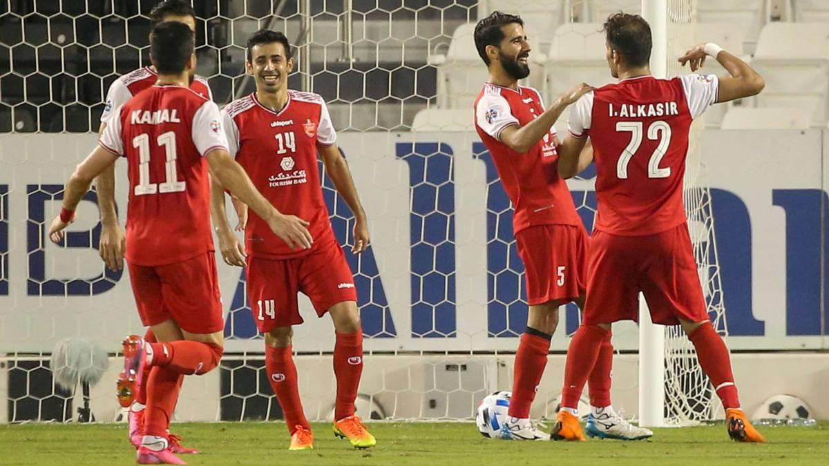 Acl Al Nassr Ksa 1 1 Persepolis Fc Irn Highlights Glbnews Com