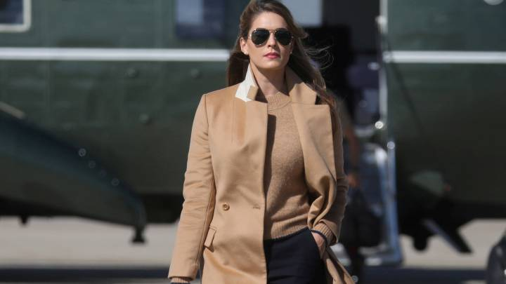 Trump Covid-19 positive: who is Hope Hicks, the aide thought to have infected the president?