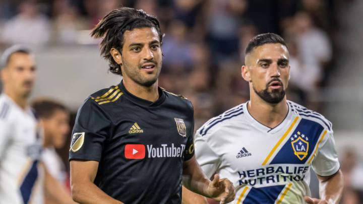 One year ago Carlos Vela became the top scorer in the history of MLS