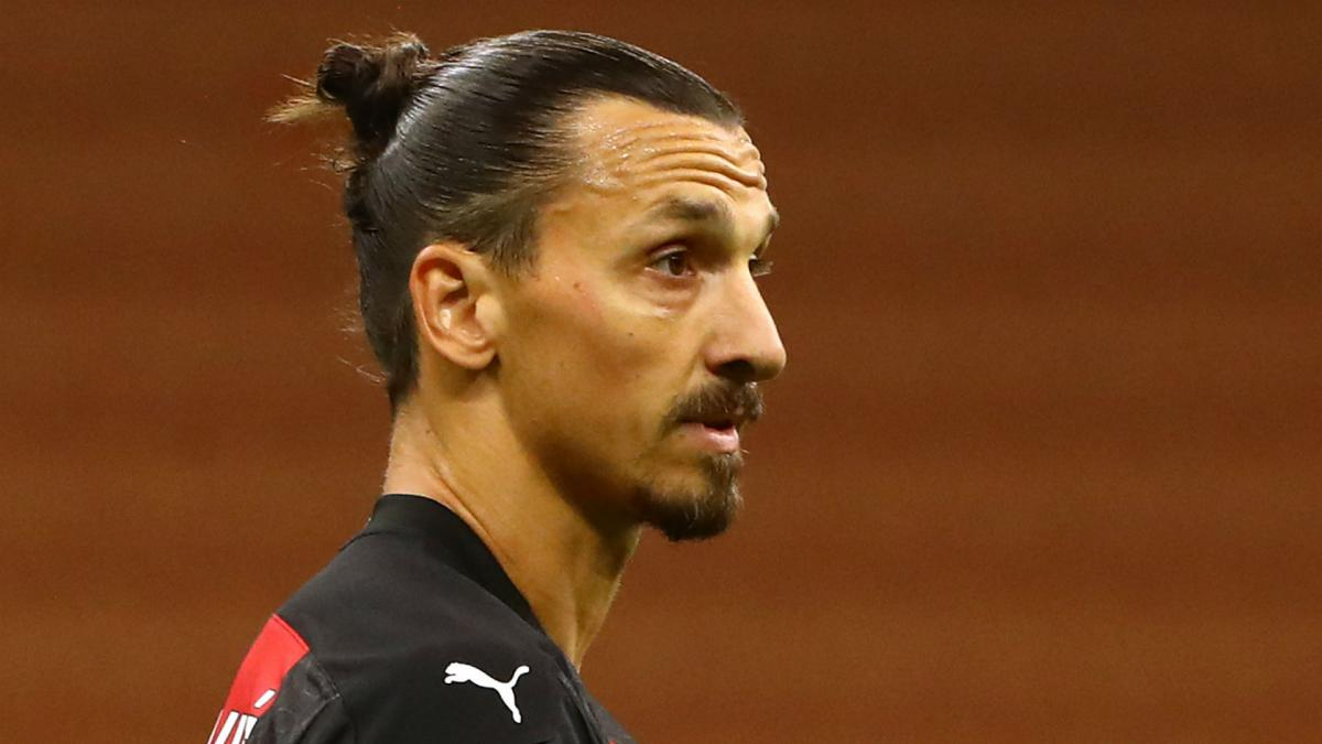 Ibrahimovic clear of COVID-19 ahead of Milan derby