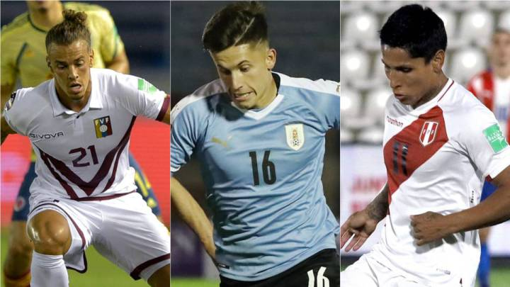 CONMEBOL World Cup qualifiers: several MLS players feature on matchday one