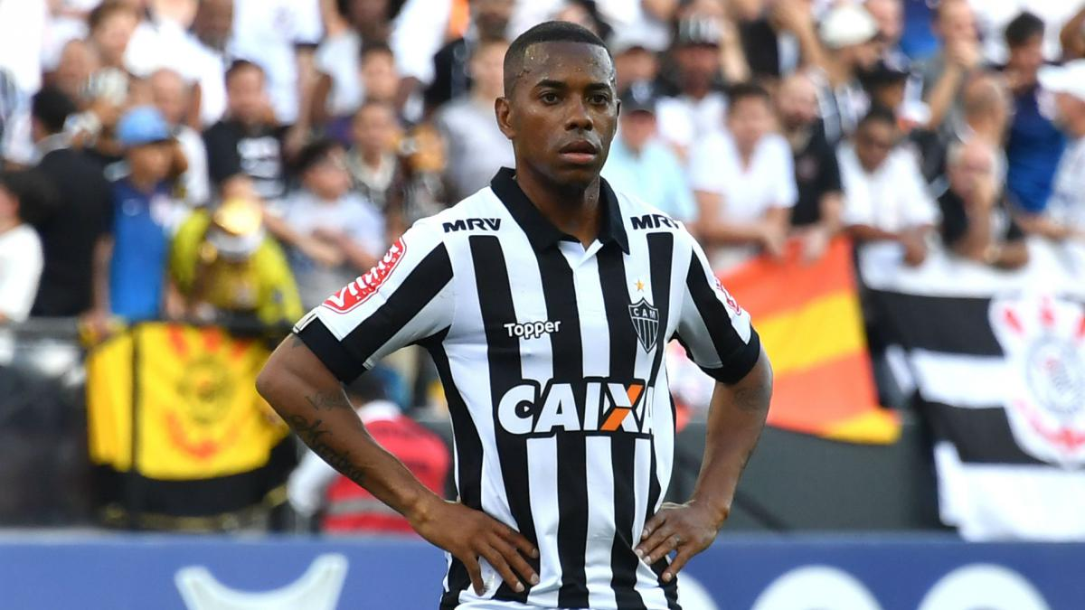 Ex-Real Madrid and Man City forward Robinho returns to Santos