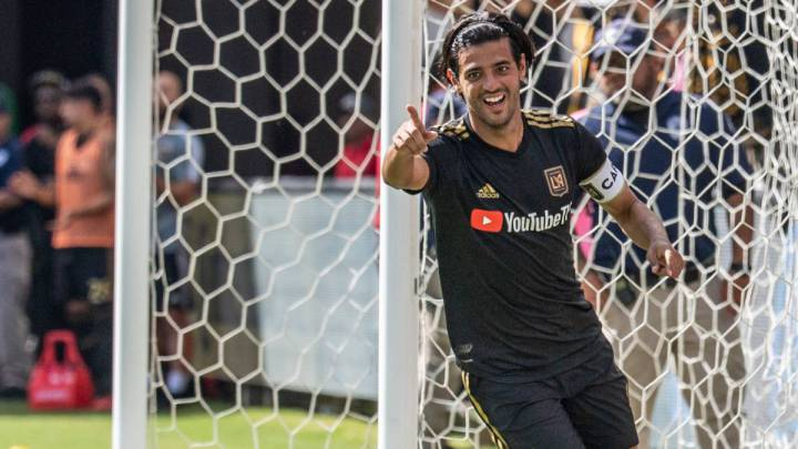 Carlos Vela remains the second most expensive player in MLS