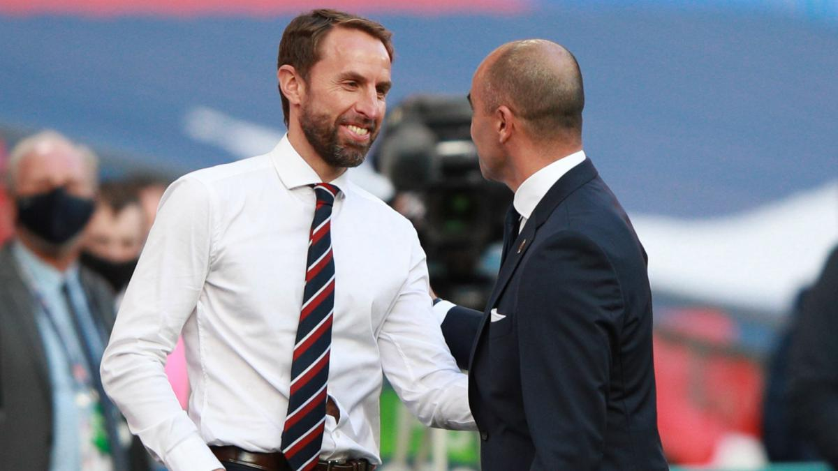 Southgate sees England raise the bar with Nations League win over Belgium