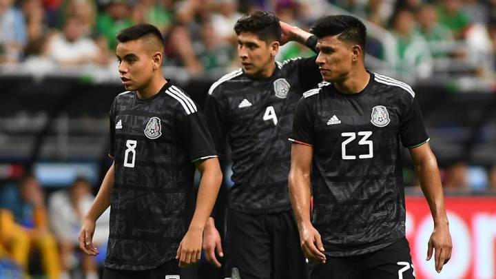 Mexico to face South Korea in November international break