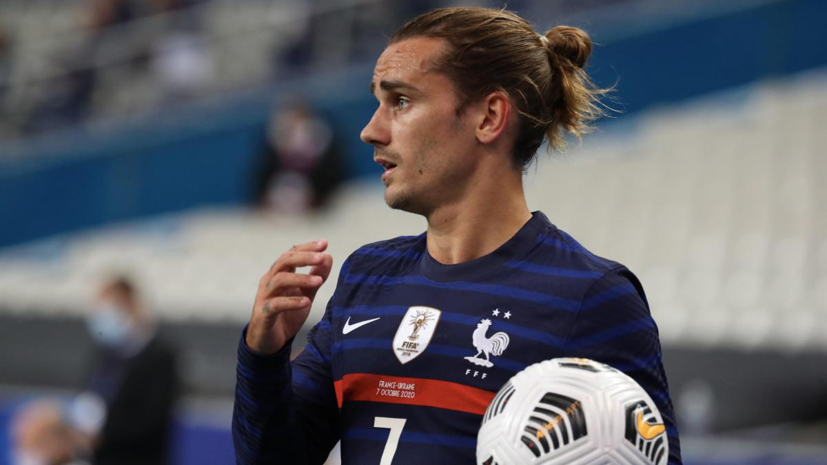 Lloris hits back at Griezmann critics: You can't question a player like him