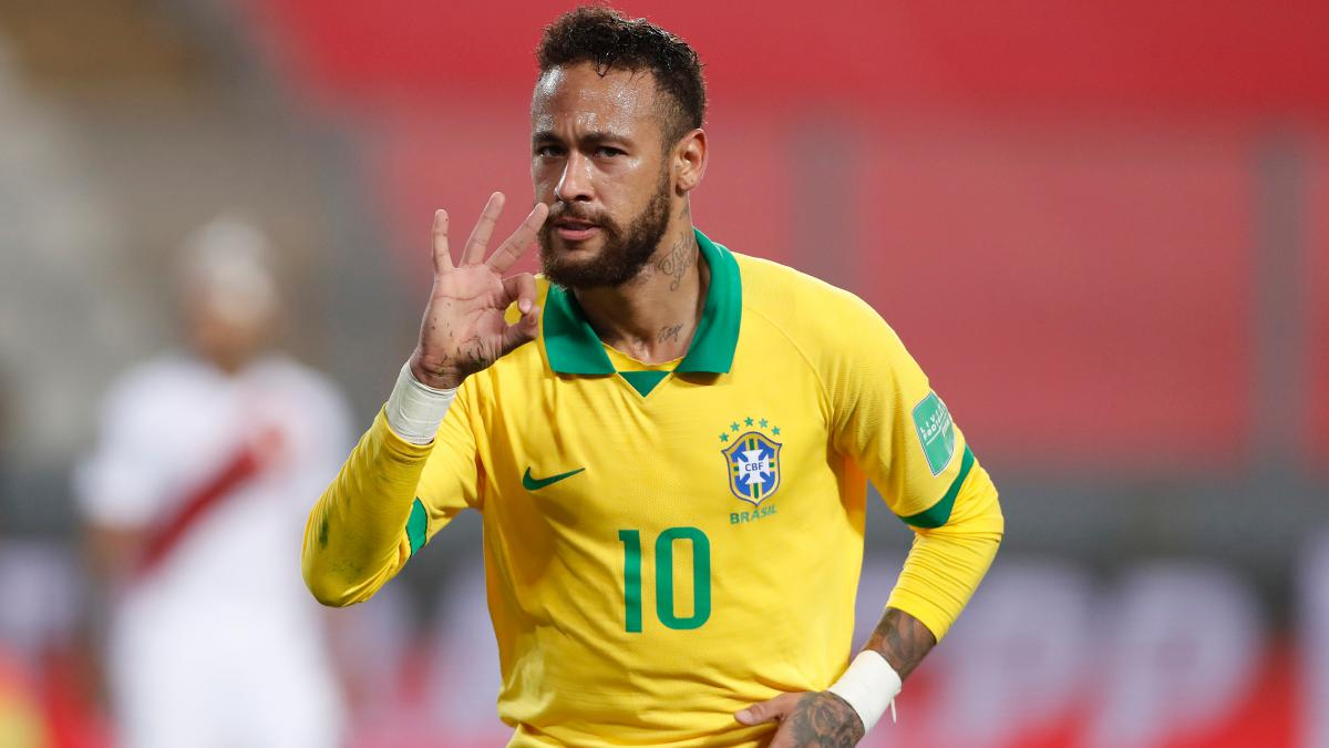 Neymar is getting better and better – Tite hails forward after Brazil star passes Ronaldo