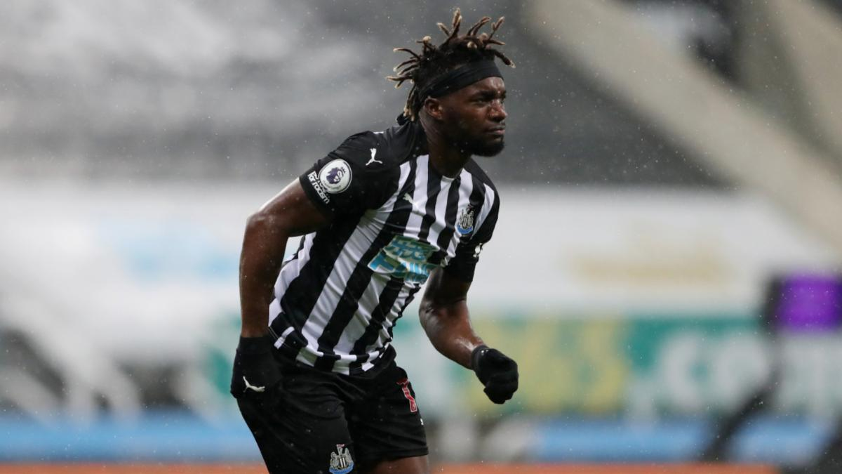 Newcastle boosted by new Saint-Maximin deal before Man Utd visit