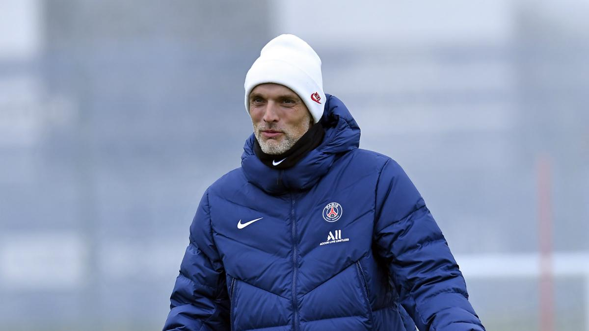 Tuchel: PSG may only have 11 players available to face Nimes