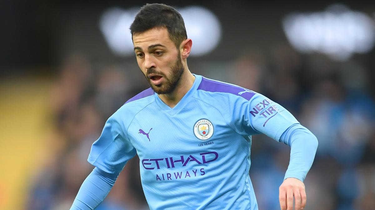 Guardiola confident Bernardo Silva will recapture top form